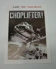 Choplifter - Instructions | Choplifter Atari 7800