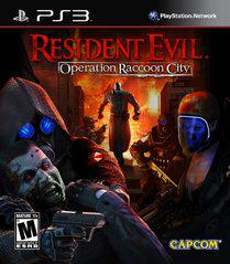 Resident Evil: Operation Raccoon City Playstation 3 Prices