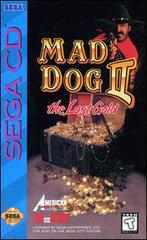 Mad Dog II Lost Gold Sega CD Prices