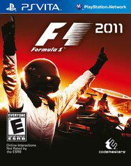 F1 2011 Playstation Vita Prices