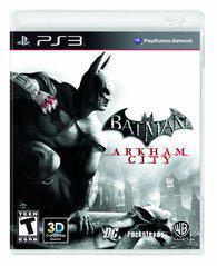 Batman: Arkham City Playstation 3 Prices