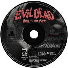 Game Disc 2 | Evil Dead Hail to the King Playstation