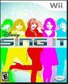 Disney Sing It | Wii