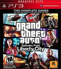 Grand Theft Auto: Episodes from Liberty City [Greatest Hits] Playstation 3 Prices
