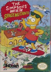 The Simpsons Bart vs the Space Mutants NES Prices