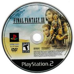 Game Disc | Final Fantasy XII Playstation 2