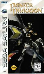 Manual - Front | Panzer Dragoon Sega Saturn