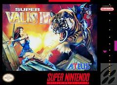 Super Valis IV Super Nintendo Prices