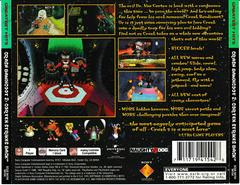 Back Of Case | Crash Bandicoot 2 Cortex Strikes Back [Greatest Hits] Playstation