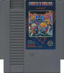 Cartridge | Ghosts 'n Goblins NES