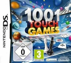 1001 Touch Games PAL Nintendo DS Prices