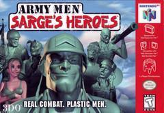 Army Men Sarge's Heroes Nintendo 64 Prices