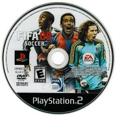 Game Disc | FIFA 08 Playstation 2