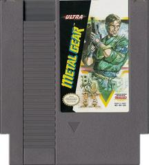 Cartridge | Metal Gear NES