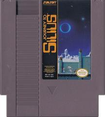 Cartridge | Journey to Silius NES