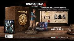 Uncharted 4 A Thief's End Libertalia Collector's Edition Playstation 4 Prices