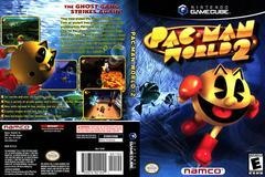 Case - Cover Art | Pac-Man World 2 Gamecube
