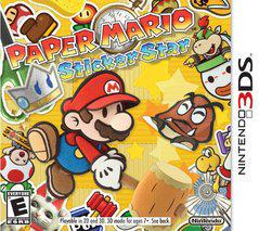 Paper Mario: Sticker Star Nintendo 3DS Prices
