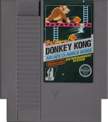 Cartridge | Donkey Kong NES