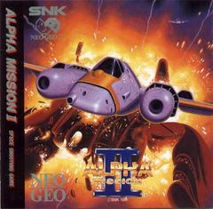 Alpha Mission II Neo Geo CD Prices