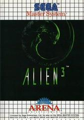 Alien 3 PAL Sega Master System Prices