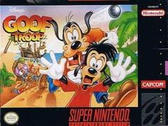Goof Troop Super Nintendo Prices