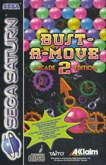 Bust-a-Move 2: Arcade Edition PAL Sega Saturn Prices