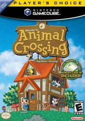 Case - Front (Players Choice) | Animal Crossing Gamecube