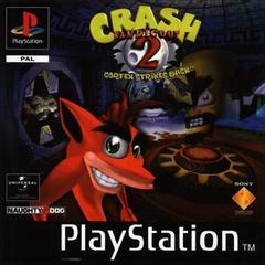 Crash Bandicoot 2 Cortex Strikes Back PAL Playstation Prices