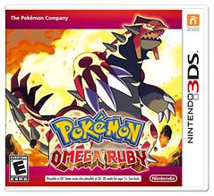 Pokemon Omega Ruby Nintendo 3DS Prices