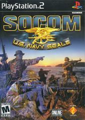 SOCOM US Navy Seals Playstation 2 Prices