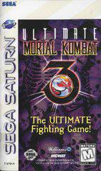 Ultimate Mortal Kombat 3 Sega Saturn Prices