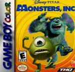 Monsters Inc GameBoy Color Prices