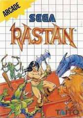 Rastan PAL Sega Master System Prices