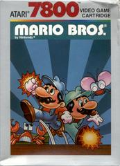 Mario Bros. Atari 7800 Prices