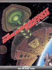 The Dreadnaught Factor - Front | Dreadnaught Factor Atari 5200