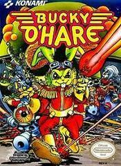 Bucky O'Hare - Front | Bucky O'Hare NES