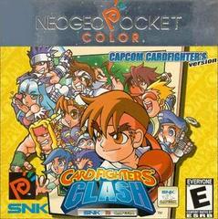 SNK vs. Capcom: Card Fighter's Clash [Capcom Version] Neo Geo Pocket Color Prices