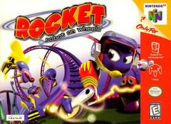 Rocket Robot on Wheel Nintendo 64 Prices