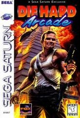 Die Hard Arcade Sega Saturn Prices
