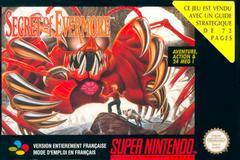 Secret of Evermore PAL Super Nintendo Prices