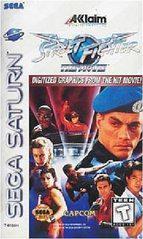 Street Fighter The Movie Sega Saturn Prices