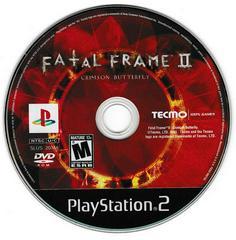 Game Disc | Fatal Frame 2 Playstation 2