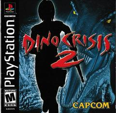 Manual - Front | Dino Crisis 2 Playstation