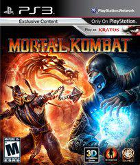 Mortal Kombat Playstation 3 Prices