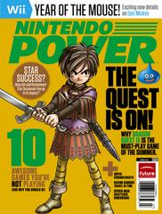 [Volume 257] Dragon Quest IX: Sentinels of the Starry Skies Nintendo Power Prices