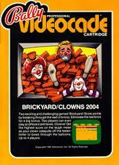 Clowns & Brickyard Bally Astrocade Prices