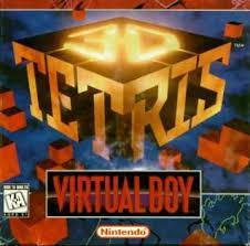 3D Tetris - Front | 3D Tetris Virtual Boy