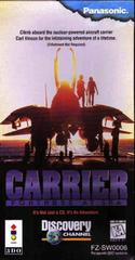 Carrier: Fortress at Sea 3DO Prices