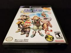 Final Fantasy - Front   Final Fantasy Crystal Chronicles Gamecube